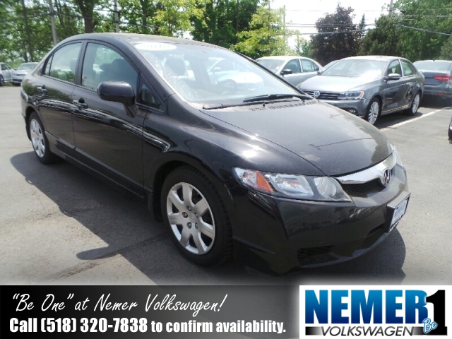 Used Honda Civic Sdn 4DR MAN LX