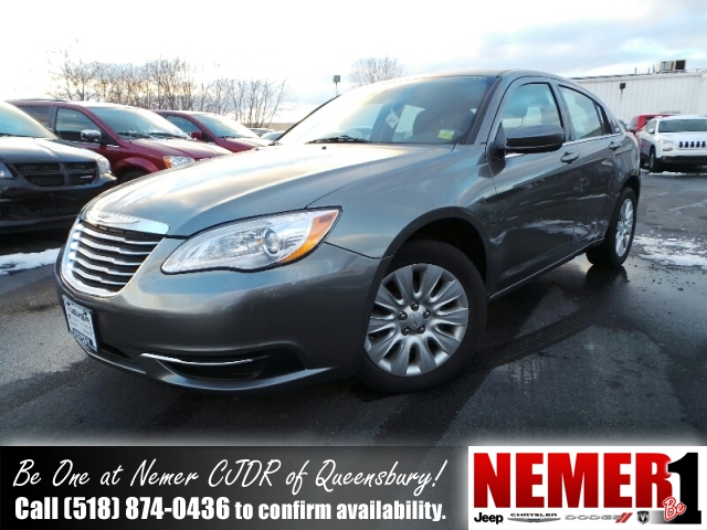 Certified Used Chrysler 200 4DR SDN LX
