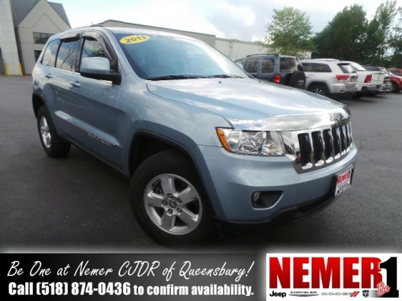 Pre-Owned 2013 Jeep Grand Cherokee Laredo 4WD 4WD 4DR Laredo
