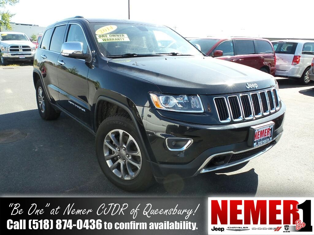 Pre-Owned 2014 Jeep Grand Cherokee Limited 4WD 4WD 4DR Limited