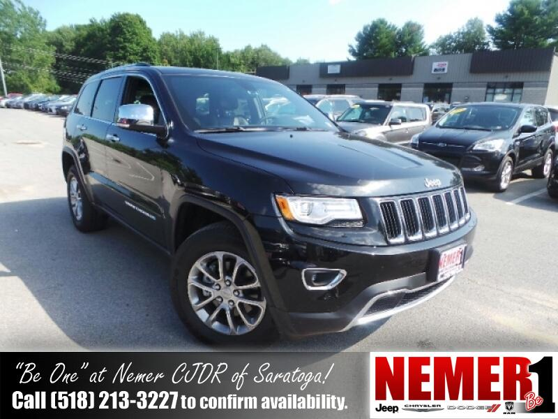 Pre-Owned 2015 Jeep Grand Cherokee Limited 4WD 4WD 4DR Limited