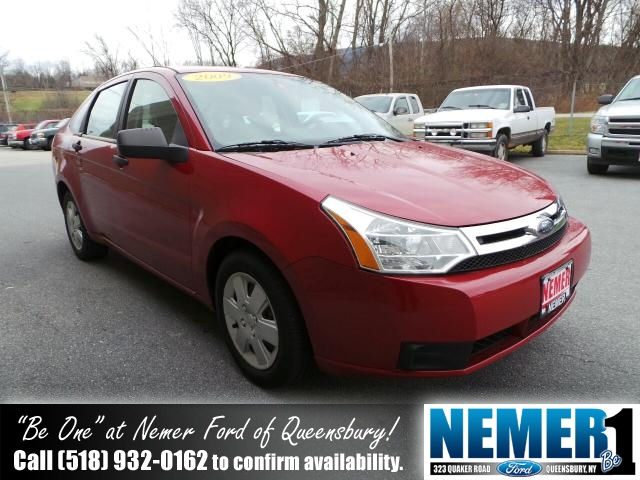 Used Ford Focus 4dr Sdn S