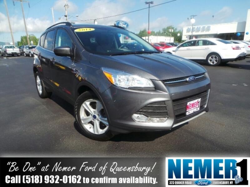 Pre-Owned 2014 Ford Escape SE 4WD 4WD 4DR SE