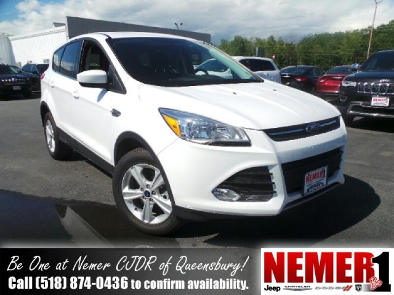 Pre-Owned 2015 Ford Escape SE 4WD 4WD 4DR SE