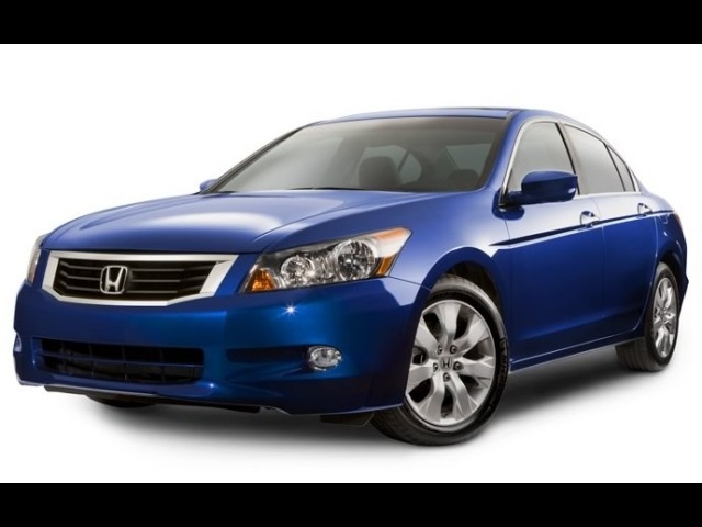 Used Honda Accord Sdn 4dr I4 Man LX