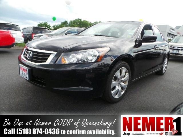 Used Honda Accord Sdn 4DR I4 AUTO EX
