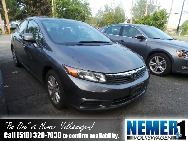 Used Honda Civic Sdn 4DR AUTO EX