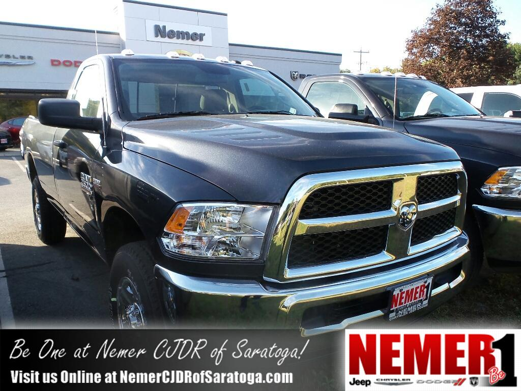 Pre-Owned 2016 Ram 2500 Tradesman 4WD 2 Door Cab; Regular