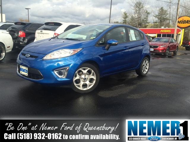 Used Ford Fiesta 5dr HB SES