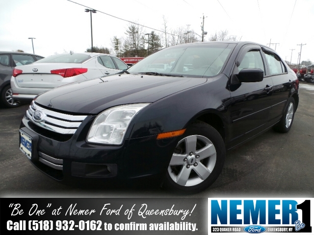 Used Ford Fusion 4DR SDN I4 SE FWD