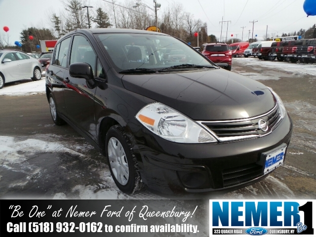 Used Nissan Versa 5dr HB I4 Auto 1.8 S