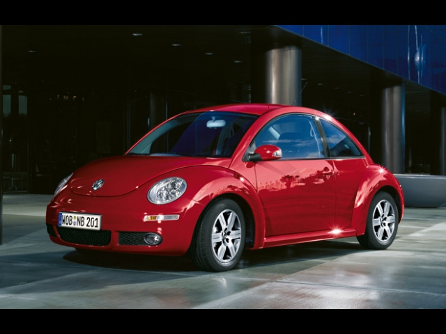 Used Volkswagen New Beetle Coupe 2DR AUTO
