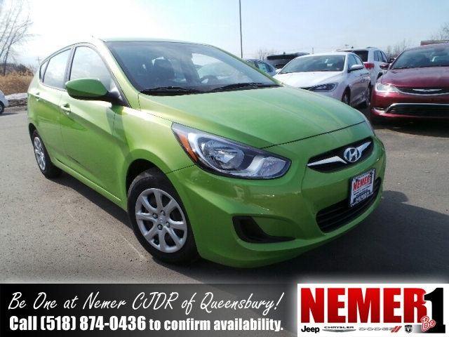Used Hyundai Accent 5DR HB AUTO GS
