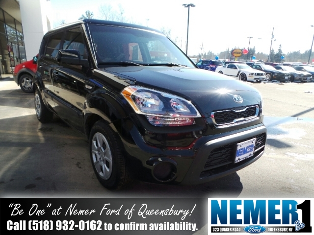 Used Kia Soul 5DR WGN AUTO BASE