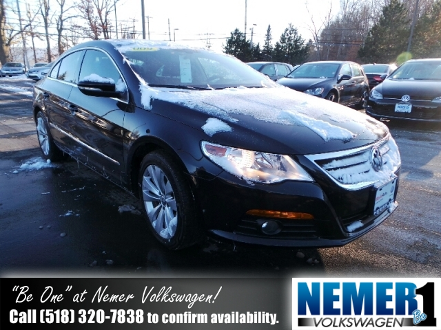 Certified Used Volkswagen CC 4DR AUTO SPORT